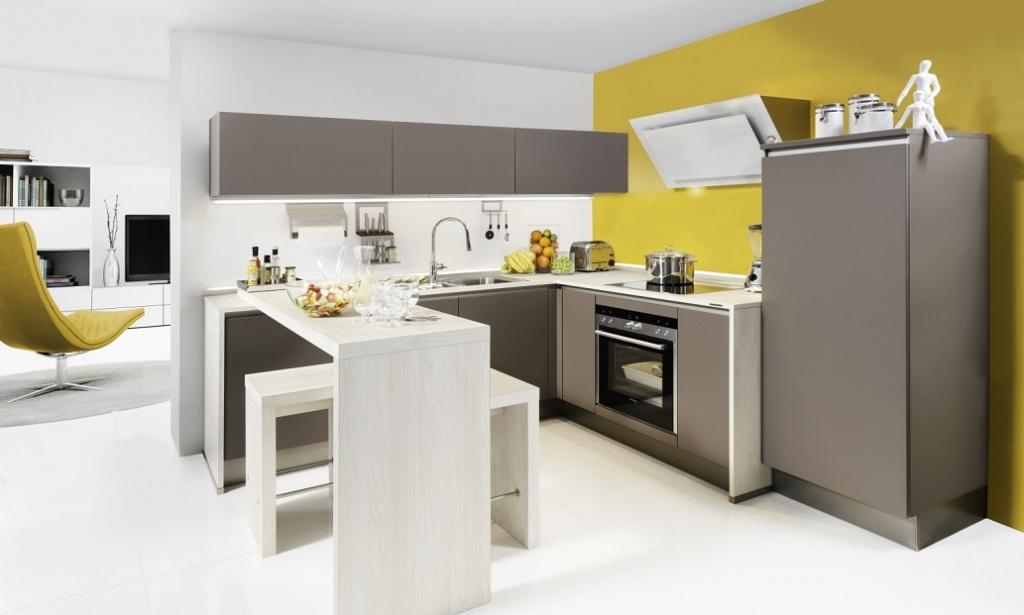 Как выбрать подходящий цвет для оформления кухонного интерьера?